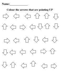 opposite preschool worksheets | ... Convert: Free Printable Opposite Worksheets (Preschool/Kindergarten