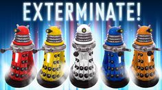 Dr. Who Ride-in Dalek Is The Perfect Kids' Gift If You Like Getting Asked What A Dalek Is