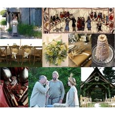 Viking Wedding- No, not a theme wedding