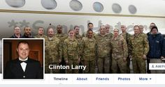 CLINTON LARRY.... PROFILE FOR SCAMMING... COMPLETELY FAKE. Real Man is Jeff Miller https://www.facebook.com/LoveRescuers/posts/620694808096950