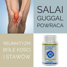 Salai Guggal powrócił! Naturalny, ziołowy suplement diety na bóle kości, stawów oraz reumatyzm, znajdziesz w zielonysklep.com!