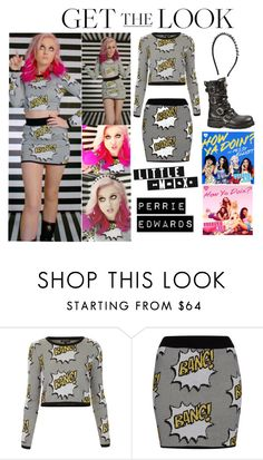 """Memories: Perrie Edwards Little Mix How Ya Doin Music Video /April.2013"" by valensmilerstyle ❤ liked on Polyvore featuring Topshop, Boohoo, women's clothing, women's fashion, women, female, woman, misses and juniors"