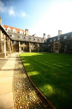 Corpus Christi College Cambridge