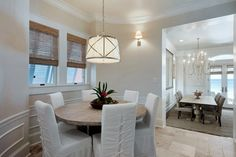 376 Rue Caribe - transitional - dining room - miami - Emerald Coast Real Estate Photography