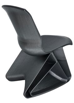Printing an Endless Chair from recycled refigerators