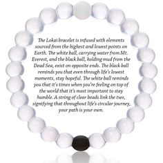 Lokai Bracelet | Stay Hopeful, Stay Humble. just received three for my birthday--love them I really want one of these!!
