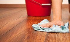 Come pulire e lucidare il parquet in modo naturale