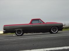 Any Pro Touring El Caminos? - Page 2
