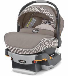 Chicco KeyFit 30 Zip Infant Car Seat - Singapore