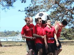 Team Bonding - Mini Olympics team outdoor games