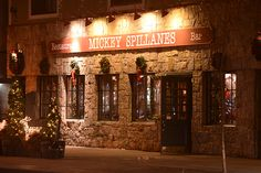 Mickey Spillane's on White Plains Road in Eastchester, NY © CreativeContentNY.com