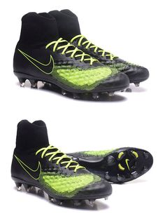 5d3f0ddb9 The technology on these black yellow nike magista obra 2 boots will ensure  that your passes are accurate and that you are comfortable at all times  while ...