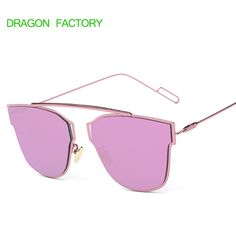 87baf4a6e6515 2017 new cat eye sun glasses colorful film fashion men and women s  sunglasses women brand lentes de sol mujer eyeglasses DZ0003-in Sunglasses  from Women s ...