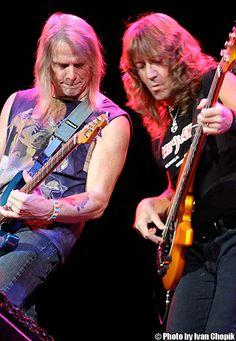 Steve Morse and Dave LaRue