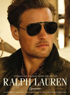 16e92ecc43 The Essentialist - Fashion Advertising Updated Daily  Polo Ralph Lauren  Eyewear Ad Campaign Fall Winter