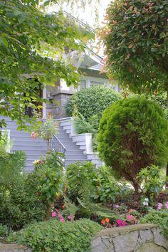 Vancouver city garden