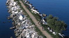 Biking Lake Champlain - MensJournal.com. one of my favorite places~!