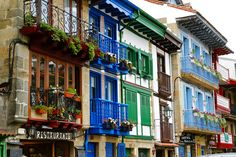 Hondarribia, Basque Country, Spain