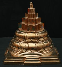 Meru chakra,Sri Yantra 3D