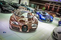 Brown and Blue Bugatti in the house. Sport Cars, Bugatti, Luxury Cars, Brown, Vehicles, Artwork, House, Fancy Cars, Work Of Art