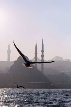 Fed onto Best Istanbul Pictures Album in Travel Category Mekka Islam, Beautiful World, Beautiful Places, Beautiful Pictures, Istanbul Pictures, Beautiful Mosques, Islamic Architecture, Islamic Pictures, Islamic Art
