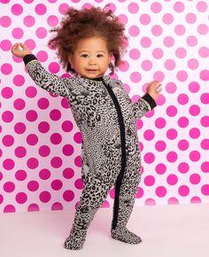 Unisex Crouching Leopard Grow - Bardot Junior