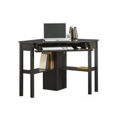 99+ Black Corner Computer Desks - Custom Home Office Furniture Check more at http://www.sewcraftyjenn.com/black-corner-computer-desks/