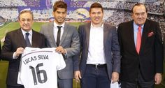 Nueva equipacion Lucas silva Real Madrid 2014-2015