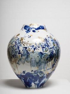 Vase No. 43 Chu Teh-Chun