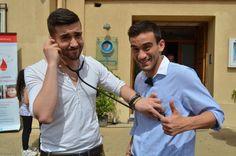 Gianluca Bezzina with Kurt Calleja: Eurovision Good Music, Songs, My Love, Artists, Image, Artist, Music