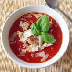 Recept: Snelle Tomatensoep voor de Lunch