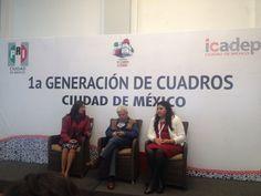 #1GECCDMC #ECCDMX #MujeresDeLaCDMX conferencia magistral Hugo Castro Arana
