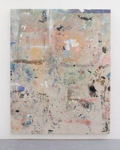 Jonas Lund, Untitled (floor), 2014, various media on canvas, 250 x 200 x 4 cm  http://www.jonaslund.biz/ http://www.steveturner.la