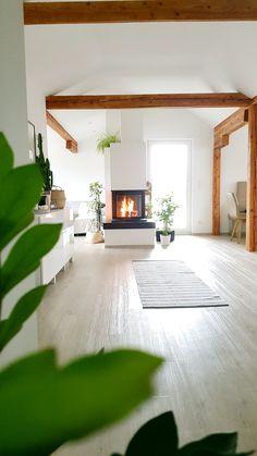 Shag Rug, Modern, Lounge, Attic, Rooms, Furniture, Home Decor, Ideas, Arquitetura