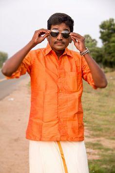 Director and hero of the film Saravanan Engira Surya