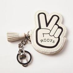 Peace Key Chain Pouch Prince