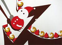 美術への確実な一歩に 新宿美術学院 芸大・美大受験総合予備校 2015年度 入試再現作品・合格者作品・優秀作品/デザイン科私立美大