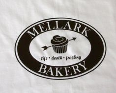 Hunger Games inspired whiteTshirt with espresso by Tanglethorne, $14.90