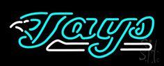 Toronto Blue Jays Neon Sign