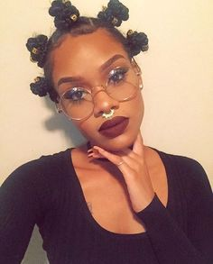 2017 Spring Summer Hairstyles For Black And African American Women Undercut On Natural HairProtective