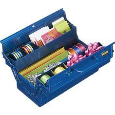 trusco tool box in storage accessories | CB2