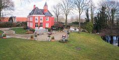 Dromen mag met Kasteel Rougesse in Brugge! http://www.vanderbuild.be/nl/kasteel-rougesse