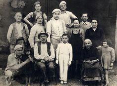 La famiglia Bertelè mugnai in Villachiara
