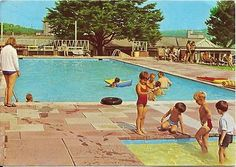 #Newquay - #pleasure haven holiday camp - swimming pool - cornwall - #postcard,  View more on the LINK: 	http://www.zeppy.io/product/gb/2/391410272881/
