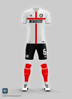 8c65b4897 The Magnificent Eight of Serie A Mulbach Kits Concept. Uniformes  FutebolCamisas ...