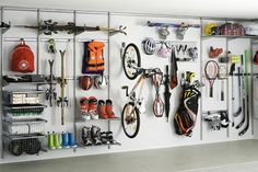 Go for gold: 13 winning ways to store sports gear