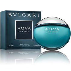 Bvlgari Aqva Men's 5-ounce Eau de Toilette Spray (5.0 oz EDT Spray), Blue wave, Size 5.1 - 6 Oz.