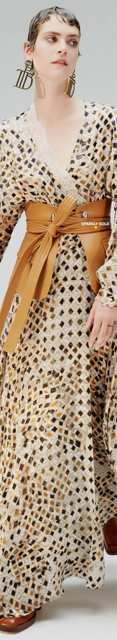 Preen by Thornton Bregazzi Resort 2020 Thornton Bregazzi, Just Be Happy, Love And Light, Designer Collection, Black And Brown, Beautiful Dresses, Runway, Glamour, Womens Fashion