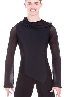 DSI Ashley Latin Dance Shirt 4038| Dancesport Fashion @ DanceShopper.com
