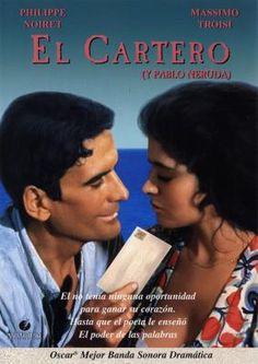 Michael Radford. adapta la novela de Antonio Skarmeta